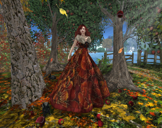 Immerse Belladonna Autumn full body