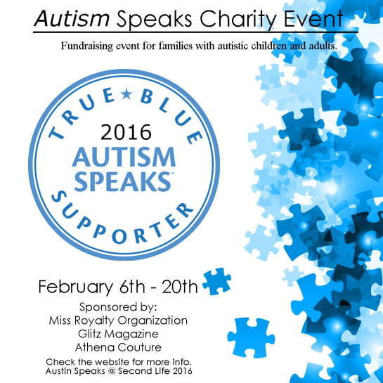 Autism Speaks 2016